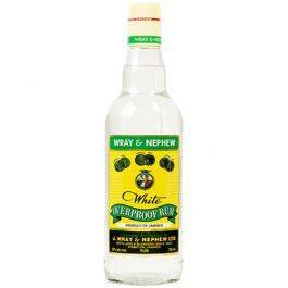 Wray & Nephew White Overproof Rum 1.75L