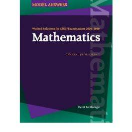 Worked Solutions for CSEC Mathematics