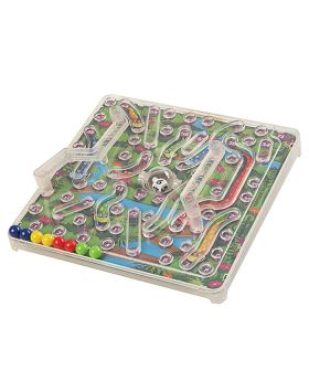 3D Snakes & Ladders Game