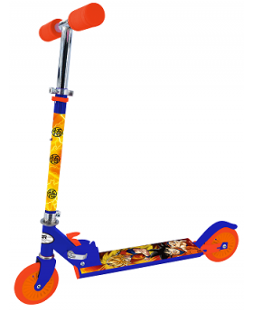 Dragon Ball 2 Wheel Scooter