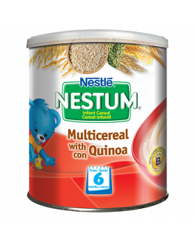 NESTUM BIFIDUS BL Infant Cereal Stage 3 (From 6 months) Iron and Quinoa 270g Canister