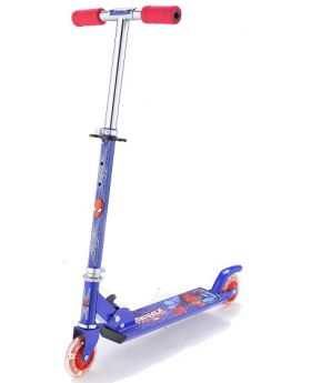 Marvel Ultimate Spider-Man 2-Wheel Inline Scooter