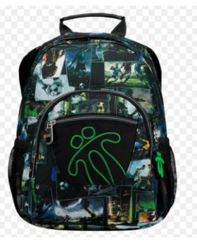 Medium Totto Backpack #5b 1720J 4EA