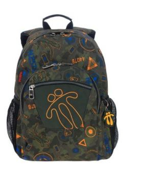 Large Totto BackPack # 9a 1720N- 7VK