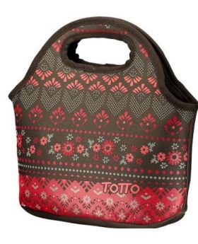 Totto Lunch Bag # 19 1810Z T2I