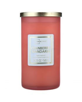 Cranberry Mandarin Scented Candle