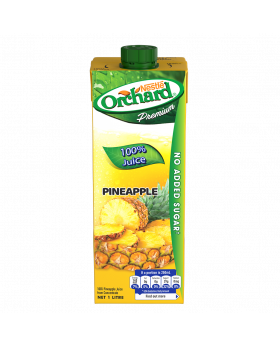 ORCHARD 100% Pineapple Juice 1L Carton