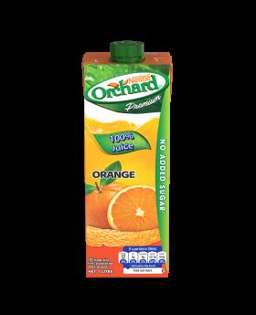 ORCHARD 100% Orange Juice 1L Carton