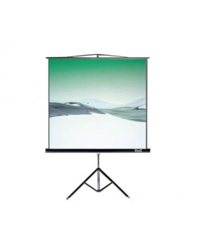 """Klip Xtreme KPS-102  86"""" Projection Screen with Tripod"""