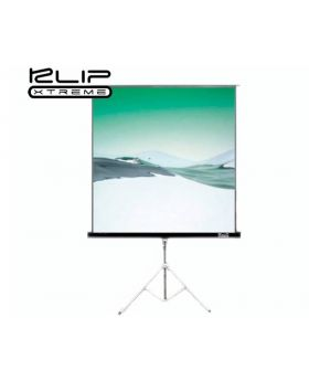 """Klip Xtreme KPS-101B 72"""" Projection Screen with Tripod Stand"""