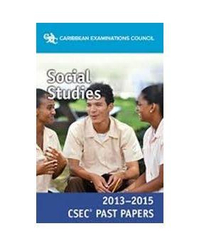 CSEC Social Studies Past Paper 2013- 2015