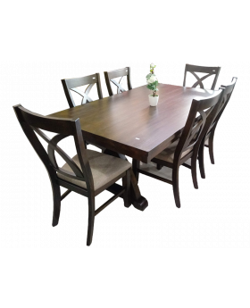 Roshley 6 Seater Dining Room Set