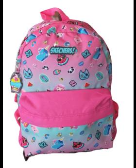 Skechers Denim Emoji Backpack