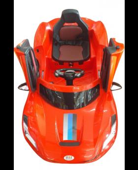 Electric Car Lambo Red
