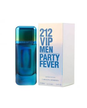 212 VIP Men Party Fever Limited Edition by Carolina Herrera 3.4 Fl. Oz