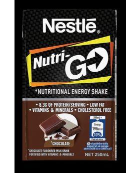 Nestle NutriGo Chocolate 250 ML