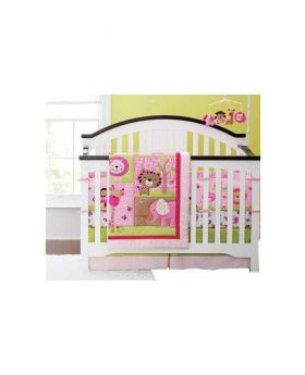Crib Bumper (Jungle)