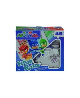 PJ Masks 46 Piece Floor Puzzle