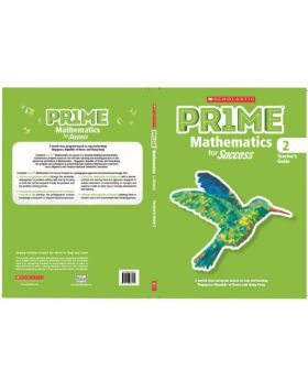 Scholastic Prime Mathematics for Success Teacher's Guide 2