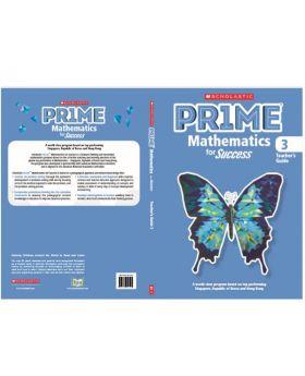 Scholastic Prime Mathematics for Success Teacher's Guide 3