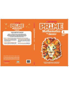 Scholastic Prime Mathematics for Success Teacher's Guide 4