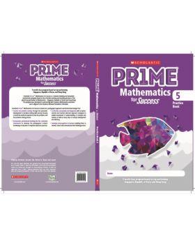 Scholastic Prime Mathematics for Success Practice Book 5