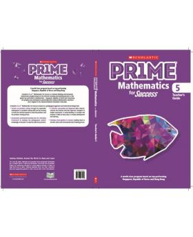 Scholastic Prime Mathematics for Success Teacher's Guide 5