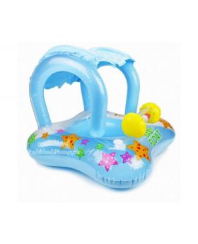Kiddie Inflatable Float w' Cover
