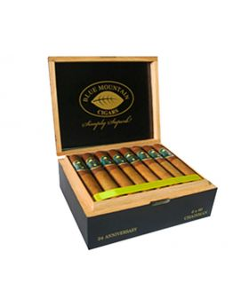 Blue Mountain Anniversary Premium 24 Count Box Cigars