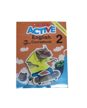 Scholastic Active English Coursebook 2 Revised Edition