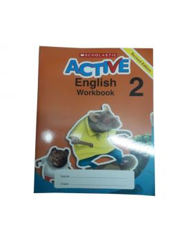 Scholastic Active English Workbook 2 Revised Edition