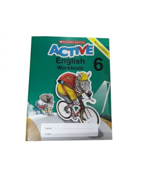 Scholastic Active English Workbook 6 Revised Edition