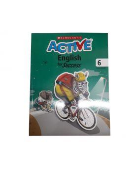 Scholastic Active English for Success Coursebook 6