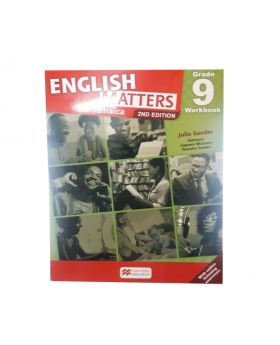 English Matters for Jamaica Grade 9 Workbook 2nd Edition by Julia Sander