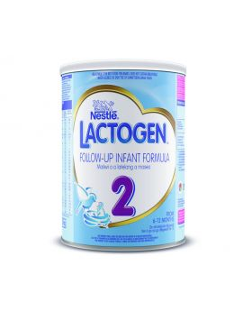 Nestle Lactogen 2 From 6-12 Months Follow Up Infant Formula 900g