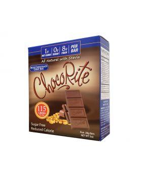 Milk Chocolaty Crispy Bars