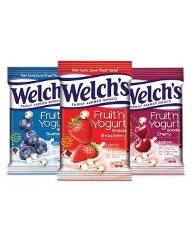 Welch's Fruit n Yogurt 30 Count x .8oz