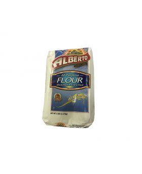 Alberto A-1 Flour All Purpose 5lbs