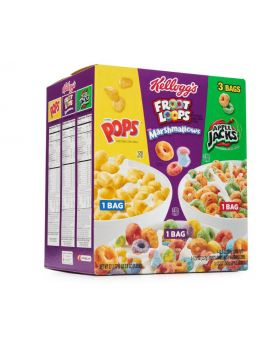 Kellogg's Tri Fun Pack 37.3oz