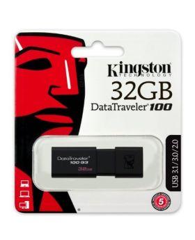 32 GB Kingston's DataTraveler 100 G3