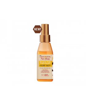 Creme of Nature Pure Honey Silicone-Free Lightweight Shine Mist