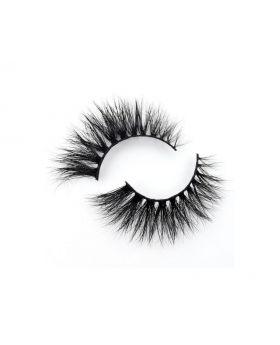 3D Mink Eyelashes Fluffy Soft Wispy Handmade False Eyelashes Dramatic Luxurious Soft for Women Bold