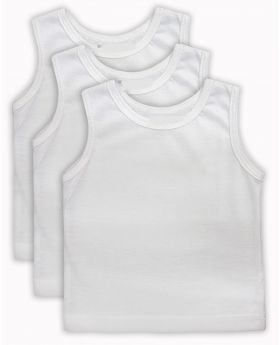 Baby King Sleeveless Baby Shirt