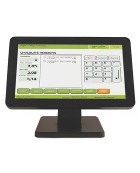"""Bematech LE1015W-J 15.6"""" Wide Screen Touch Monitor"""