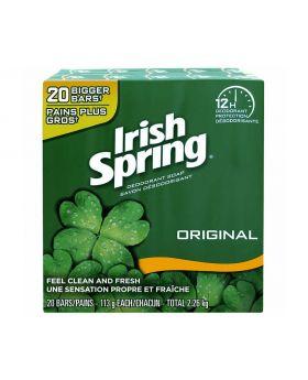 Irish Spring Original Deodorant Soap 113g 20 Pack