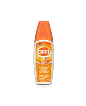 OFF! FamilyCare Insect Repellent Unscented 177ml