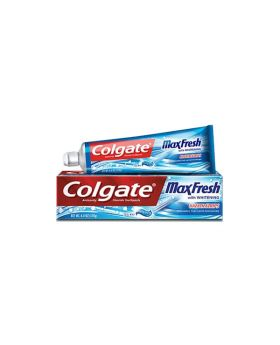 Colgate Max Fresh with Mini Breath Strips 7.06 Fl.oz 5 Pack