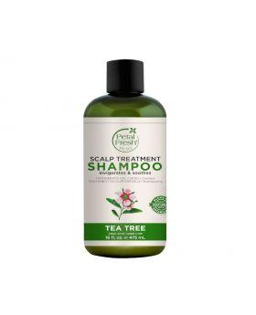 Petal Fresh Pure Scalp Treatment Tea Tree Shampoo 34oz 2 Pack