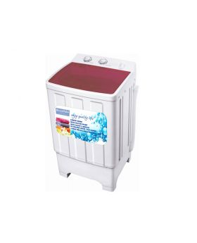 Blackpoint 15.5 KG Red Cherry Steel Drum Single Tub Washer