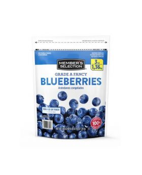 Member's Selection Grade A Fancy Blueberries 3 lbs